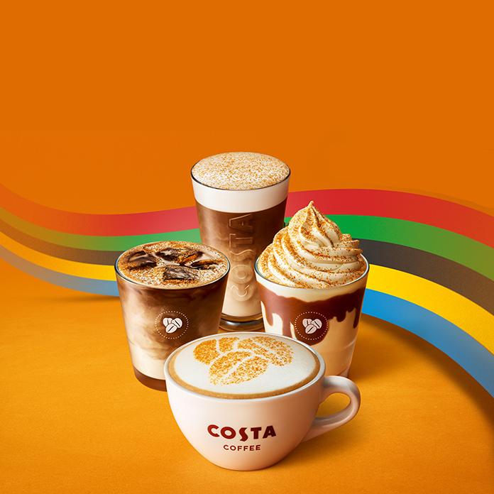 Meet the dream team at Costa