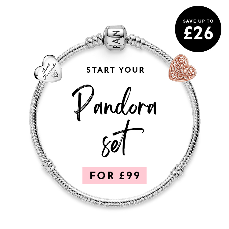 Start your Pandora journey for £99