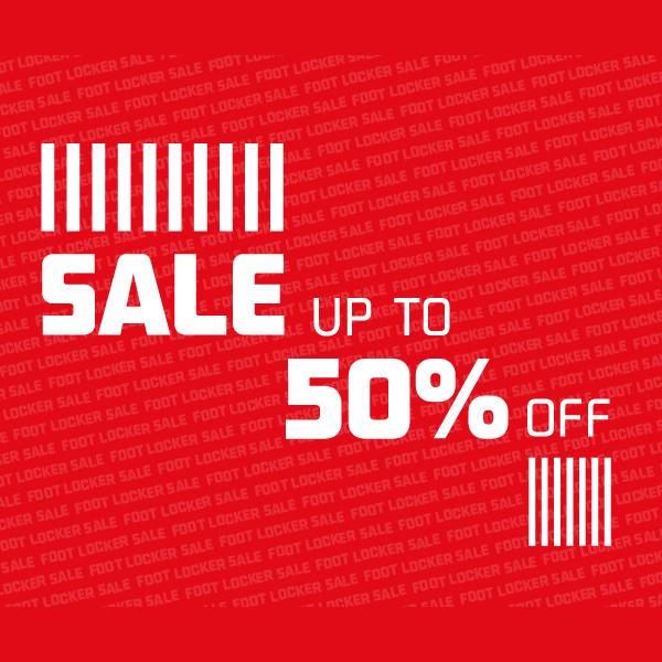 Save at Foot Locker's Mid Season Sale