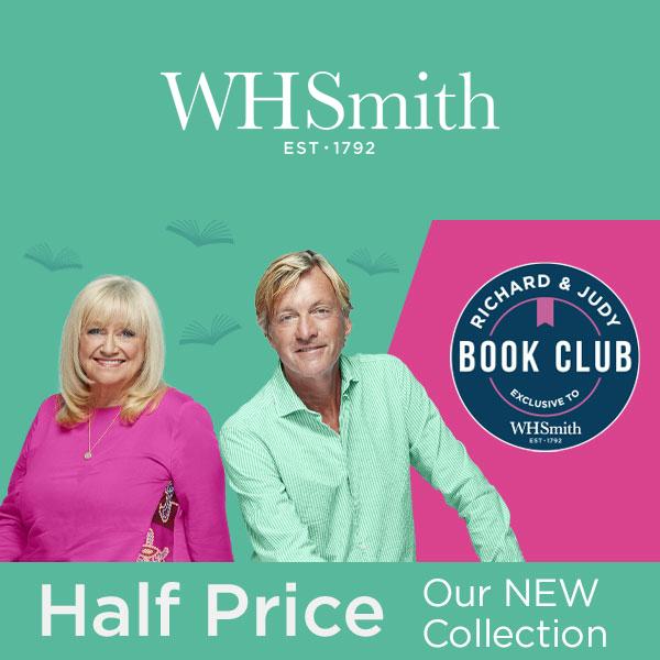 Half price reads at WHSmith