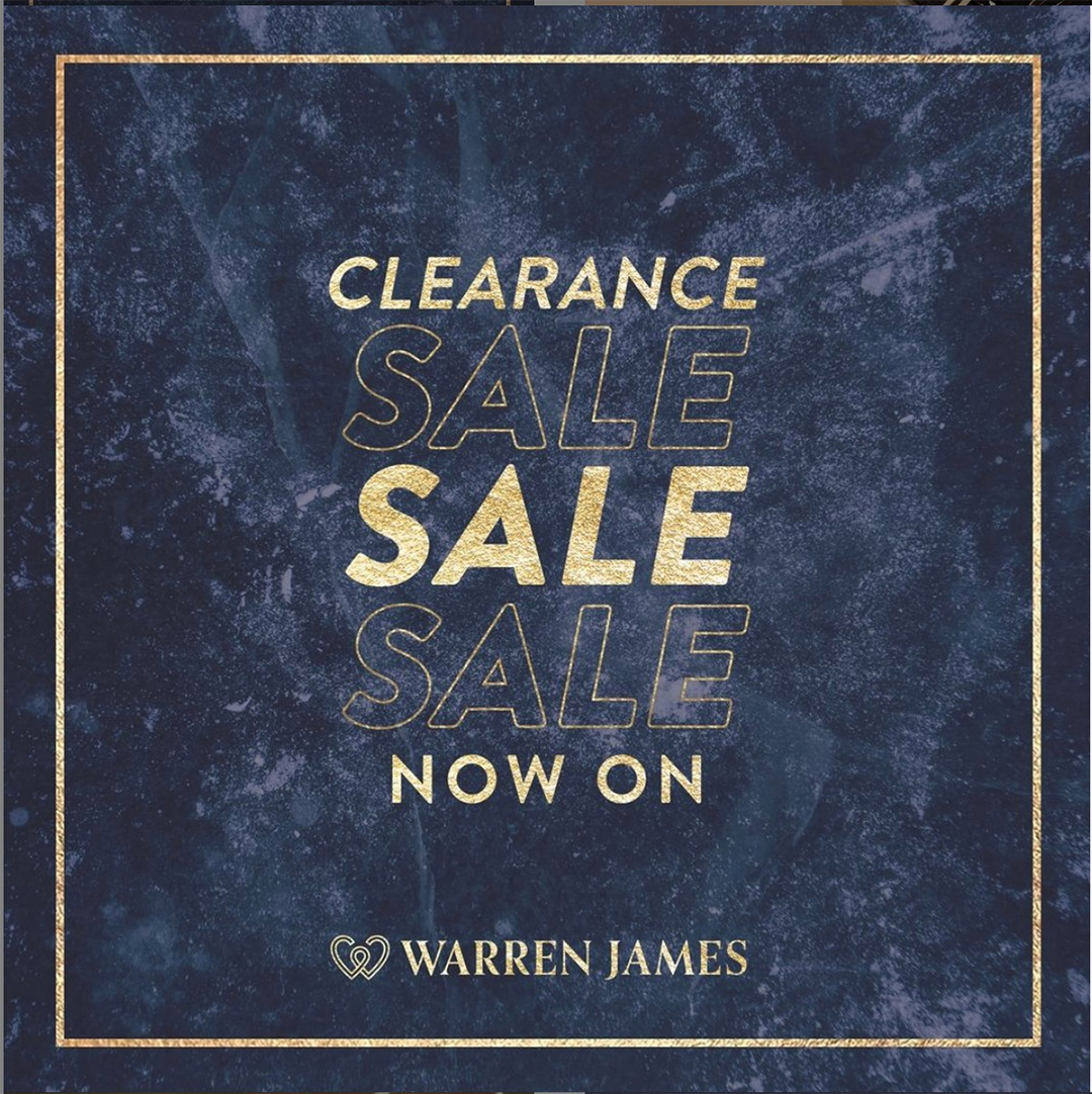 Clear up at Warren James