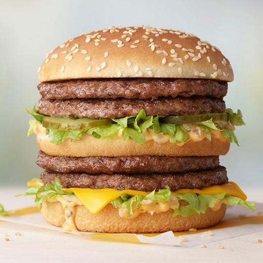 McDonalds' Double Big Mac is back