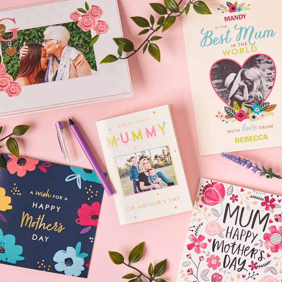 Mother's Day at Card Factory