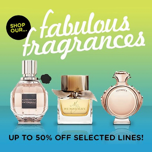 Scents for less at Bodycare