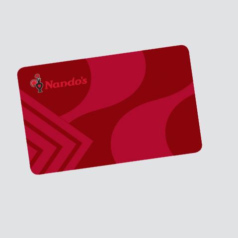 Let Nando's reward you