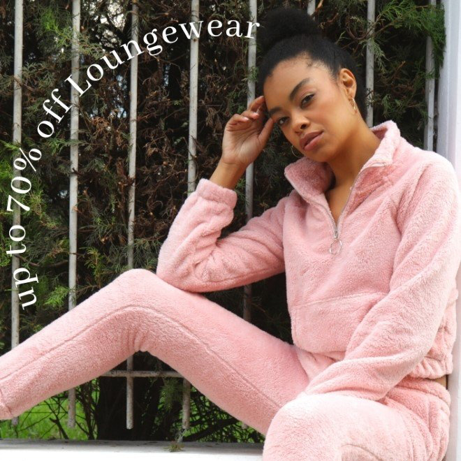 Loungewear is less at Select