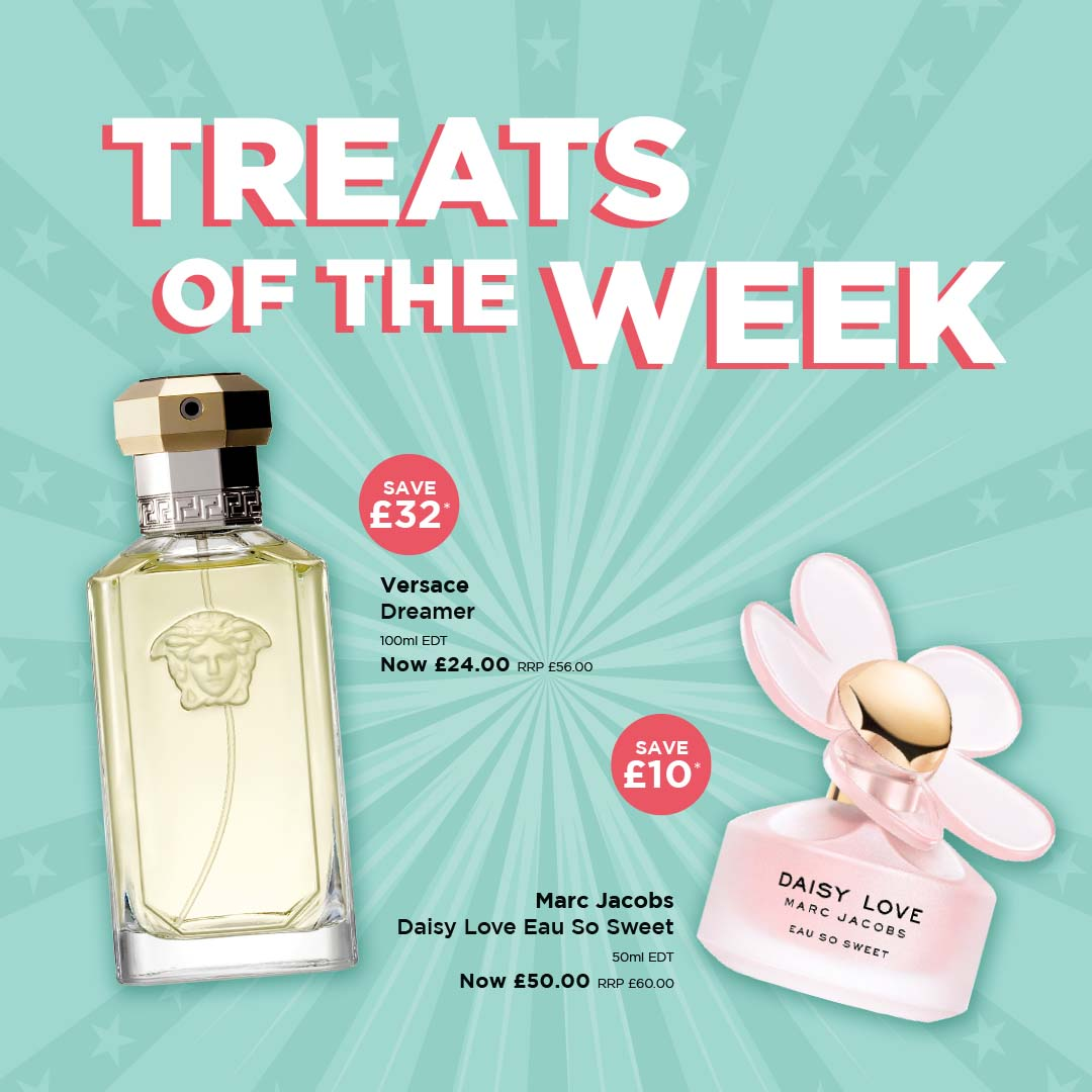 Treat Week at The Fragrance Shop