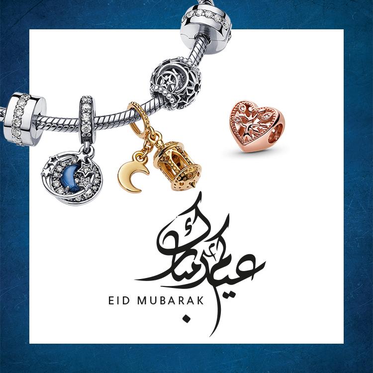 Celebrate Eid with Pandora