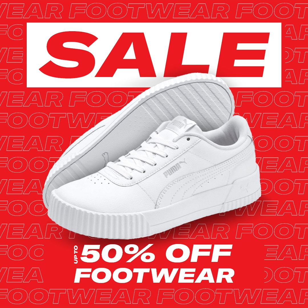 Treat your feet at Sports Direct