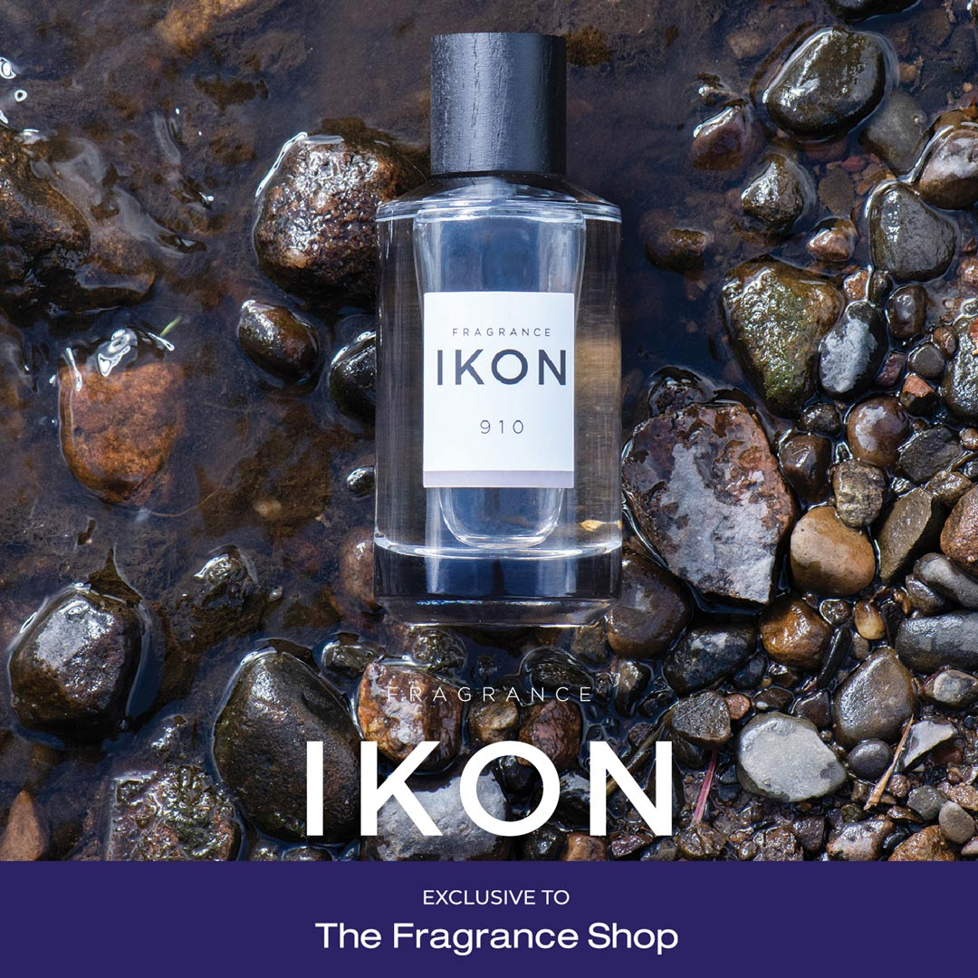 Discover IKON at The Fragrance Shop