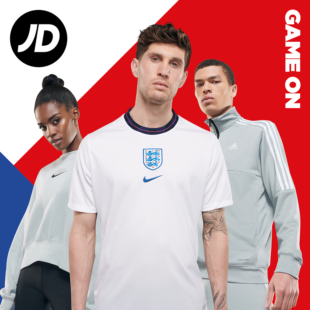 Get your game on at JD
