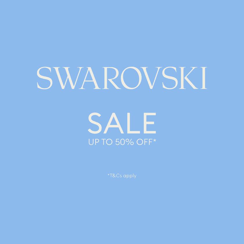 Splurge at the Swarovski Summer Sale