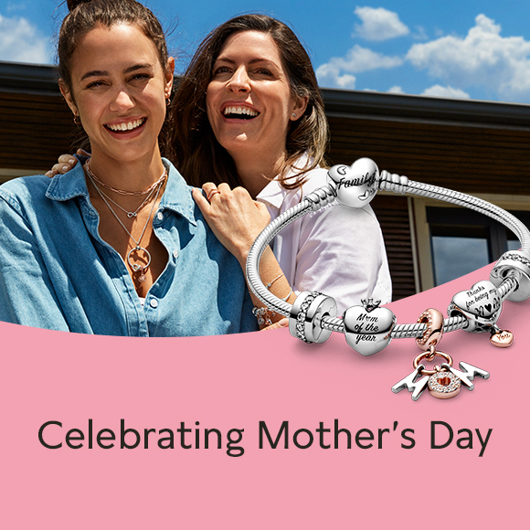 Pandora has Mother's Day gifts