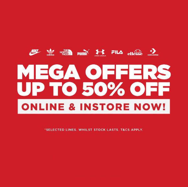 Mega Deals are back at JD