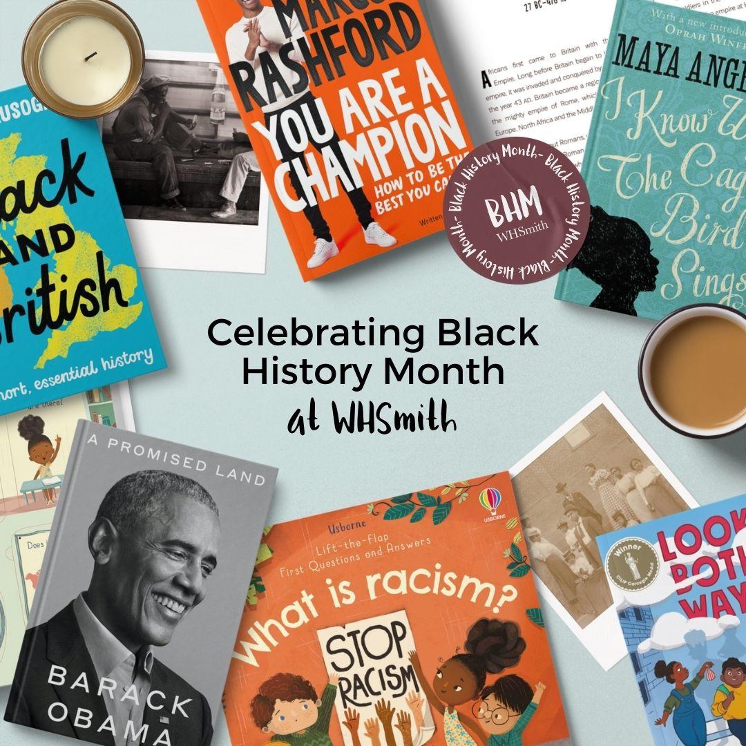 WHSmith celebrates Black History Month