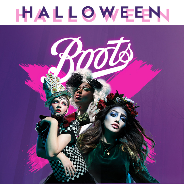 Get your spook on at Boots