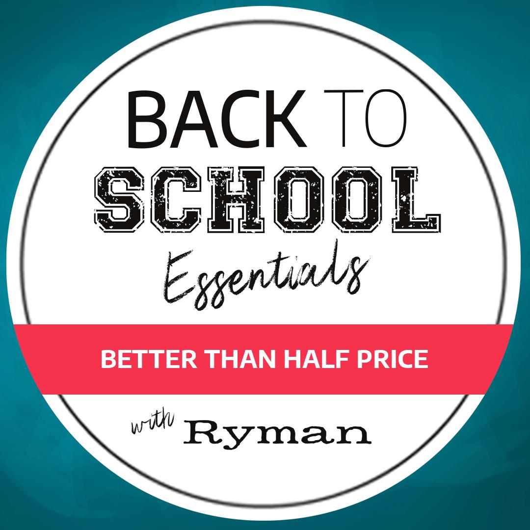 Back-to-School with Ryman