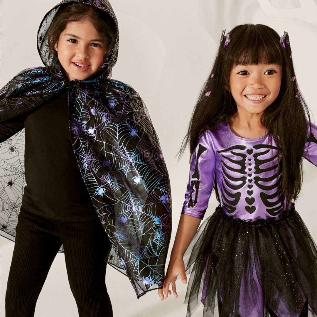 Create your Halloween at H&M