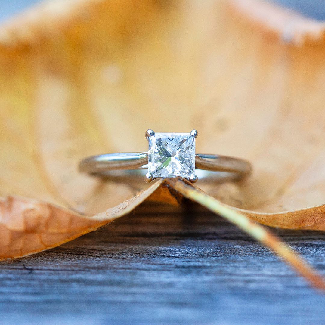 Design your forever diamond at Peter Jackson
